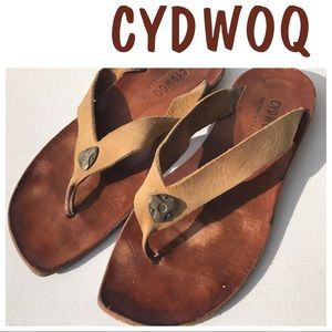 f10b988c3597 Electric Cage Shoes Leather Sandals by CYDWOQ My Style in